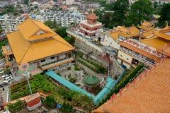 Kek Lok Si tempel royaltyfri foto