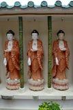 Kek Lok Si tempel arkivbilder