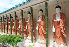 Kek Lok Si tempel royaltyfria bilder