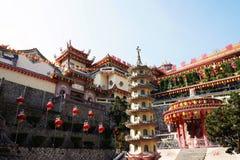 Kek Lok Si Tempel Lizenzfreie Stockfotos