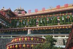 Kek Lok Si Tempel stockbild