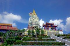 Kek Lok Si Tempel stockfotografie