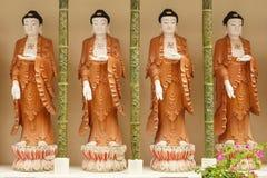 Kek-Lok-si tempel, luft Hitam, Penang, Malaysia royaltyfria bilder