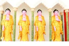 Kek Lok Si Tempel in Penang Lizenzfreies Stockbild