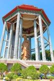 Kek Lok Si Tempel in Penang Stockfoto