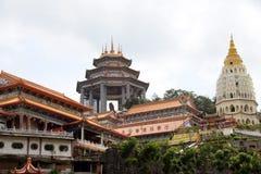 Kek Lok Si Tempel, Penang Stockbild