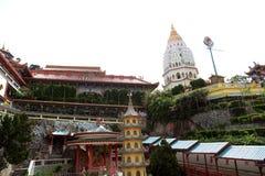 Kek Lok Si Tempel, Penang Lizenzfreies Stockbild