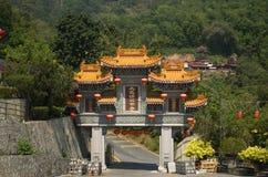 Kek Lok Si tempel, Penang, Malaysia royaltyfria bilder