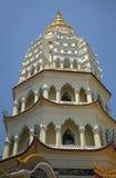 Kek Lok Si tempel, Penang, Malaysia arkivfoton