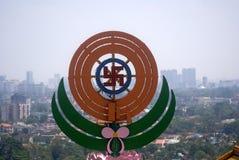 Kek Lok Si tempel, Penang, Malaysia Royaltyfri Fotografi