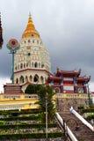 Kek Lok Si Tempel, Penang, Malaysia Lizenzfreies Stockbild