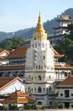 Kek Lok Si Temple. In penang Royalty Free Stock Photo