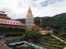 Kek Lok Si Temple Photographie stock libre de droits
