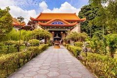 Kek Lok Si The Temple av suverän salighet i Penang Malaysia royaltyfri bild