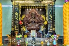 Kek Lok Si The Temple av suverän salighet i Penang Malaysia royaltyfria bilder
