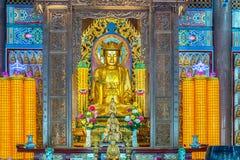 Kek Lok Si The Temple av suverän salighet i Penang Malaysia arkivbilder