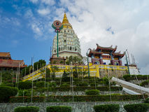 Kek Lok Si temple, the Chinese temple, Georgetown, Penang, Malaysia royalty free stock photos