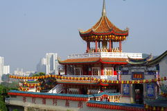 The Kek Lok Si Temple Royalty Free Stock Photos
