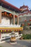 The Kek Lok Si Temple. In George town on Penang island, Malaysia Stock Image