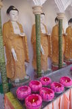 The Kek Lok Si Temple. In George town on Penang island, Malaysia Stock Photos