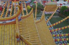 The Kek Lok Si Temple. In George town on Penang island, Malaysia Stock Photo