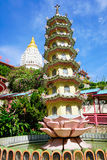 Kek Lok Si temple in Georgetown on Penang island, Malaysia Royalty Free Stock Image