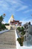 Kek Lok Si Temple, Georgetown Penang Malesia immagine stock libera da diritti