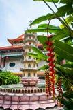 Kek lok si temple, Geroge town Royalty Free Stock Photos