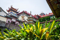 Kek lok si temple, Geroge town Royalty Free Stock Image