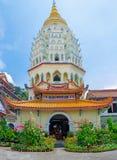 Kek Lok Si Temple, Malaysia. royaltyfri bild