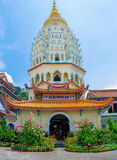 Kek Lok Si Temple, Malaysia. stock images