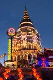 Kek Lok Si Temple, Penang ö, Malaysia arkivbilder