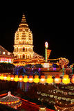 Kek Lok Si Temple, Penang. Stock Image