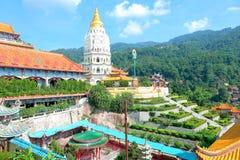 Kek Lok Si temple in Penang Stock Image