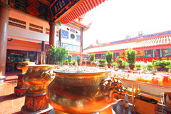Kek Lok Si temple in Penang Royalty Free Stock Image