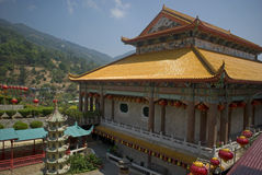 Kek Lok Si temple, Penang, Malaysia Royalty Free Stock Photography
