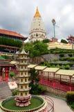 Kek Lok Si Temple, Penang, Malaysia Stock Photography