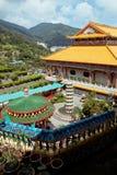 Kek Lok Si Temples royaltyfri fotografi