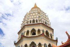 Kek Lok Temple Penang Malaysia arkivfoto