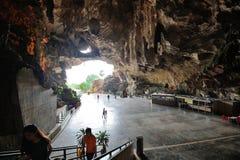 Kek Lok Tong Cave Temple fotografia de stock