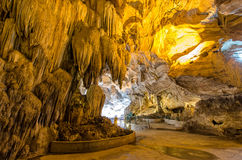 Kek Lok Tong Cave Temple, Ipoh royaltyfri fotografi