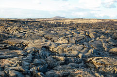 Kekaha Kai State Park - isla grande Fotos de archivo libres de regalías