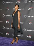 Keke Palmer. At the 11th Annual PaleyFest Fall TV Previews - EPIX`s `Berlin Station` held at the Paley Center for Media in Beverly Hills, USA on September 16 Stock Images