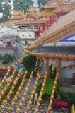 Keken Lok Si Temple royaltyfri foto