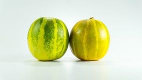 Kekiri/CUCURBITÁCEOS de la fruta del melón del Cucumis melo/ fotos de archivo