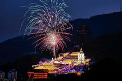 keklok malaysia penang si fotografering för bildbyråer