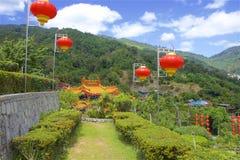 keklokmalaysia penang si tempel arkivfoto