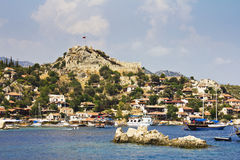 Kekova Royalty Free Stock Photography