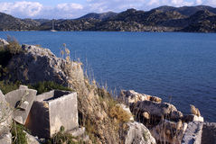 Kekova Royalty Free Stock Photos