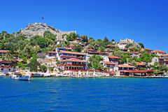 Kekova island, Turkey Royalty Free Stock Photo